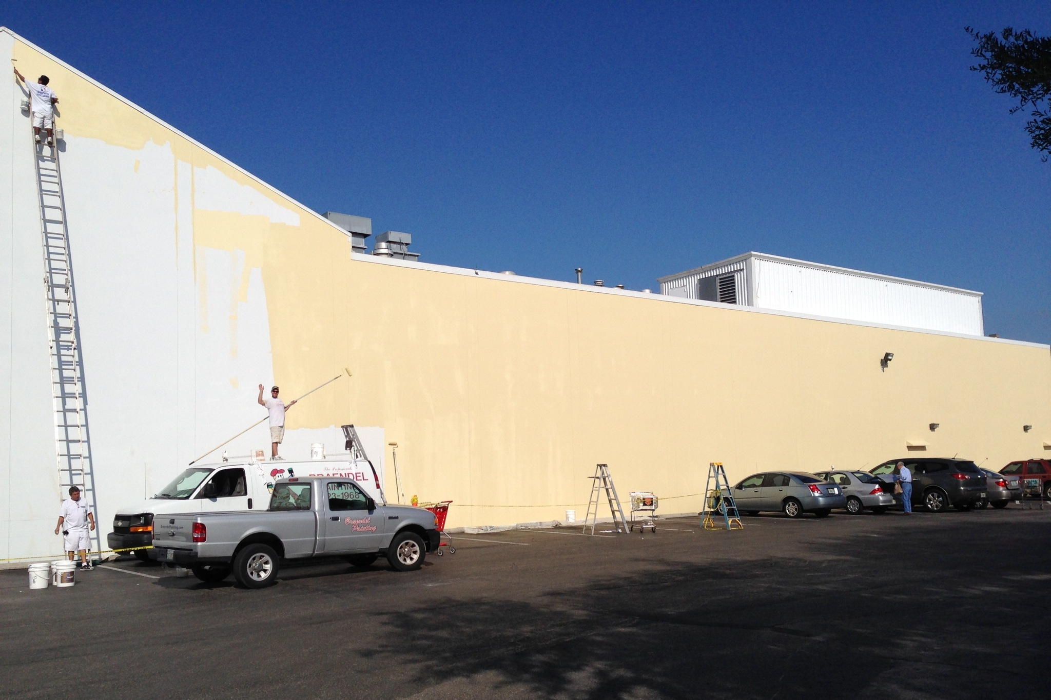 Commercial Painting Contractors Venice, Sarasota, And Bradenton FL
